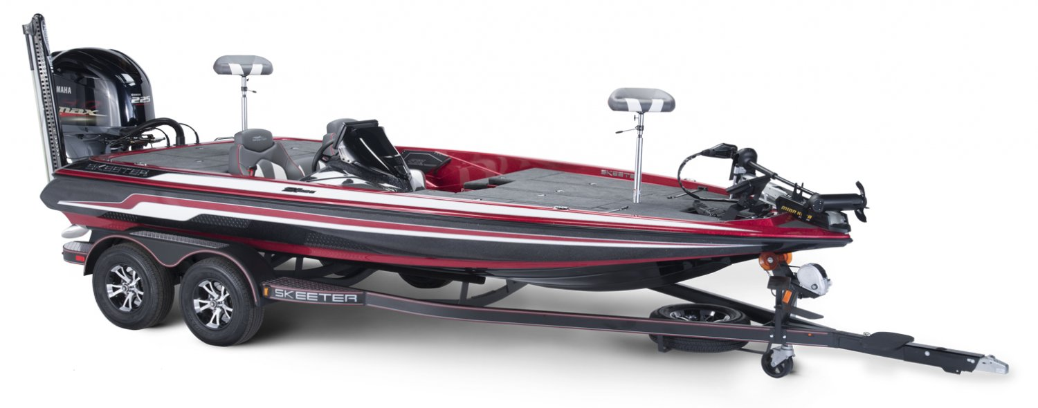 2019 Skeeter ZX225 Bass Boat For Sale