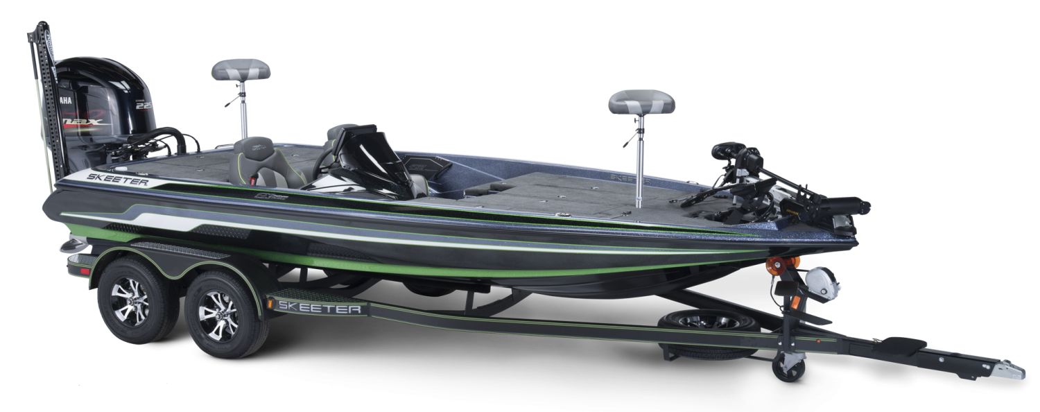 2019 Skeeter ZX225 Bass Boat For Sale profile image.