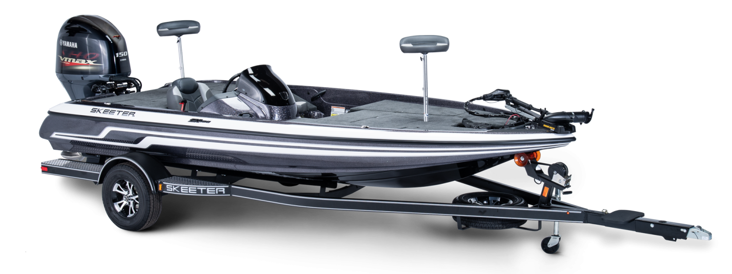 2019 Skeeter ZX190 Bass Boat For Sale profile image.