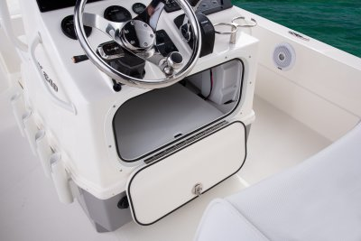 lower center console storage compartment on sx240