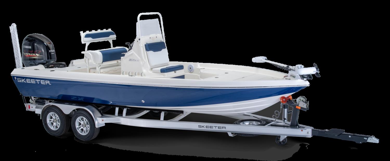 2019 Skeeter SX210 Bay Boat For Sale profile image.