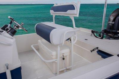 lean post under seat storage open on sx210