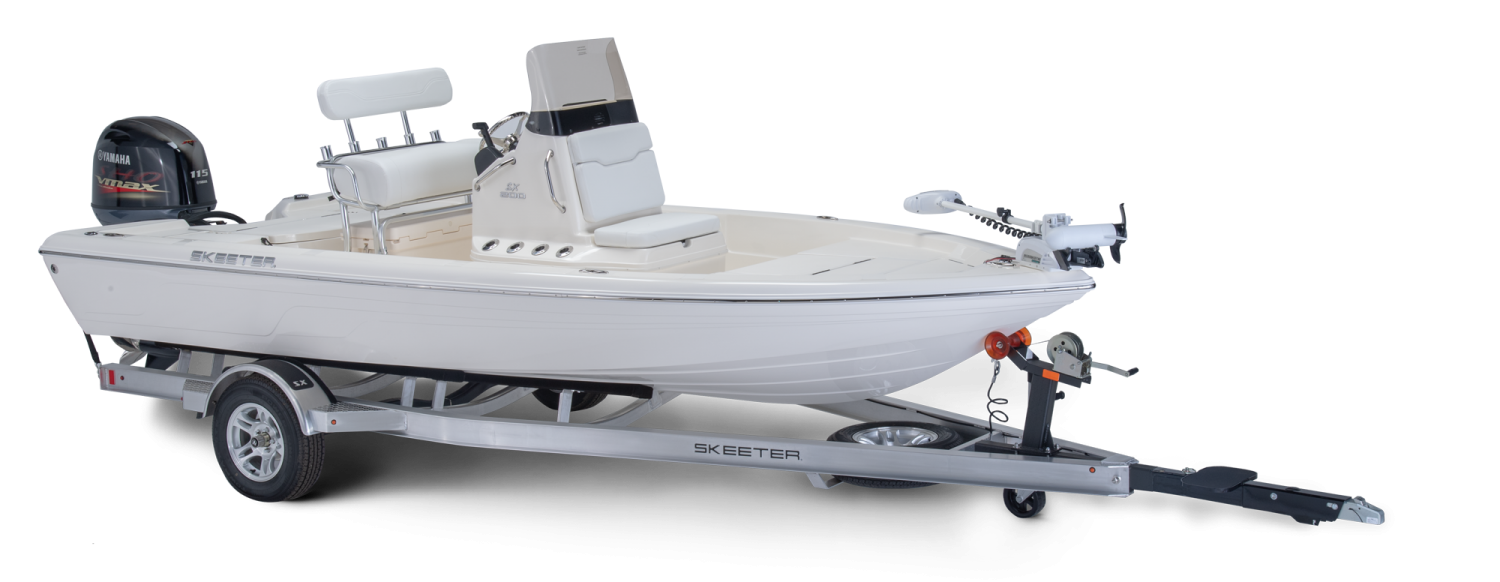 2019 Skeeter SX200 Bay Boat For Sale profile image.