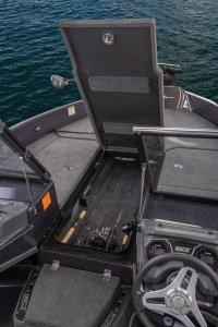 2019 Skeeter WX2200 Deep-V Boat