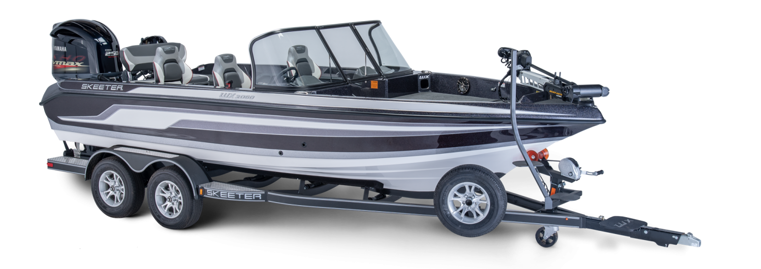2019 Skeeter WX2060 Deep V Boat For Sale profile image.