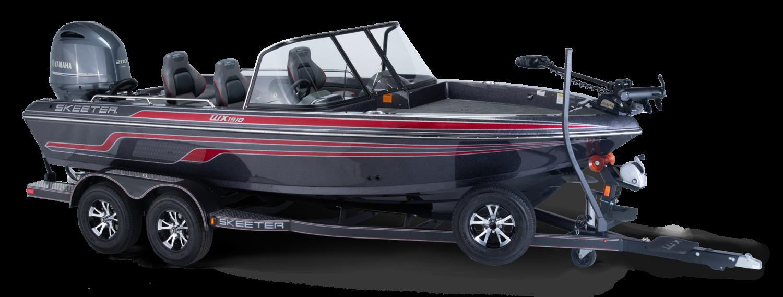 2019 Skeeter WX1910 Deep V Boat For Sale profile image.