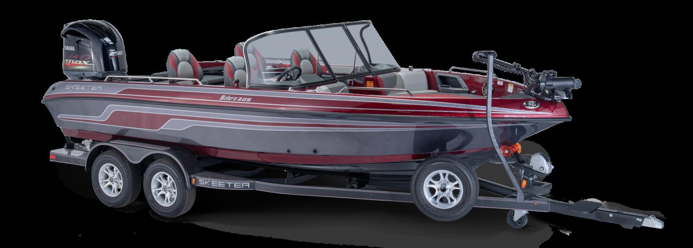 2019 Skeeter Solera 205 Deep V Boat For Sale profile image.