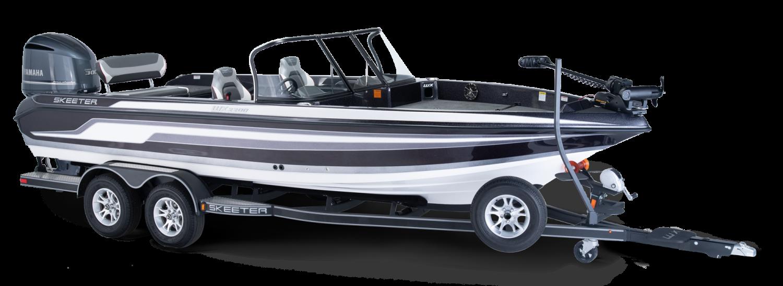 2019 Skeeter WX2200 - Select Deep V Boat For Sale profile image.