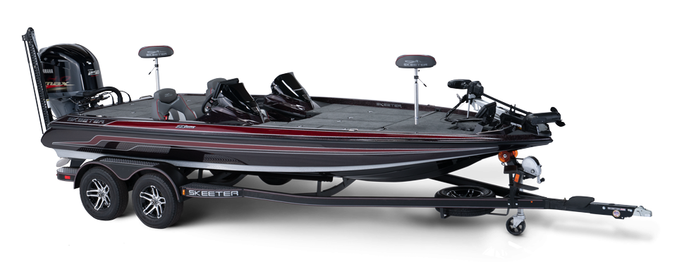 2020 Skeeter ZX250 Bass Boat For Sale profile image.