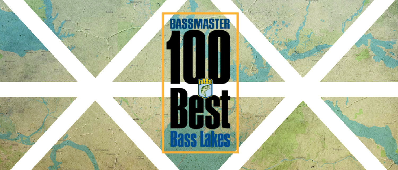 Bassmaster 100 Best Bass Lakes