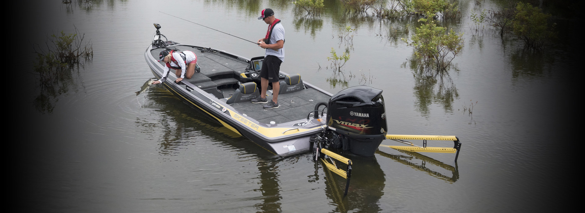 Skeeter boats for Classic house bass lines