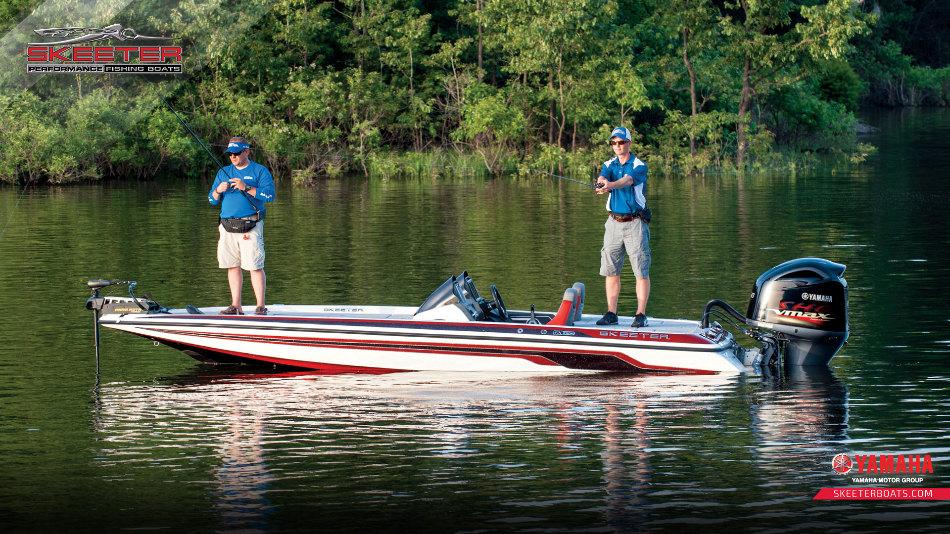 Bass Boat Fishing Pictures