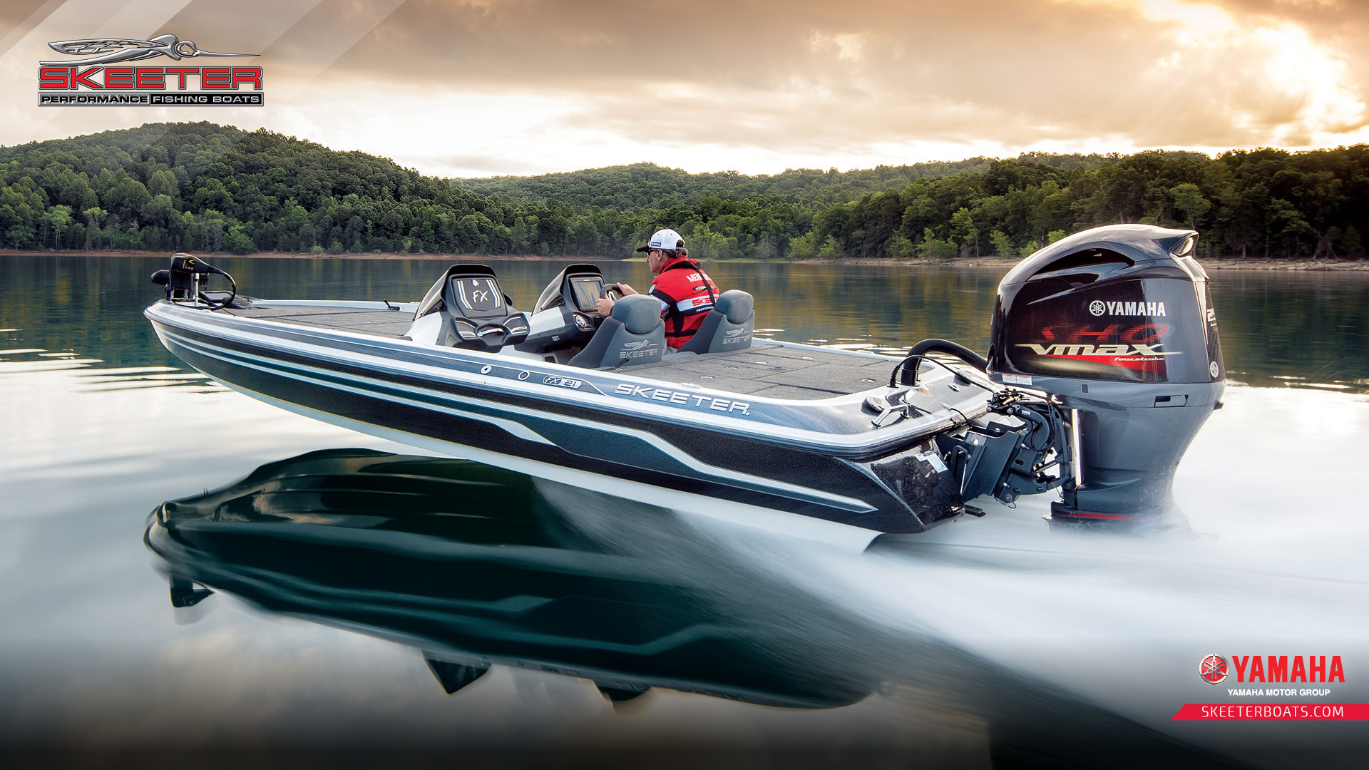 bass boat wallpapers skeeter boats