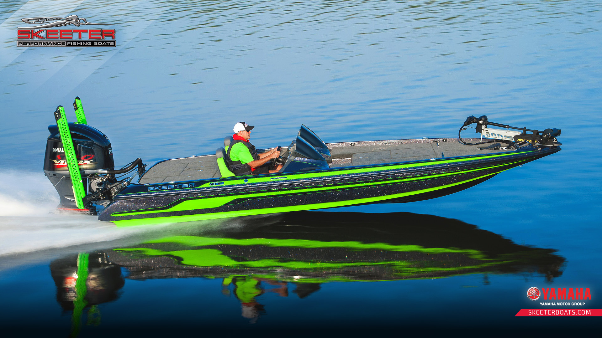 bass boat fishing wallpaper backgrounds - photo #21