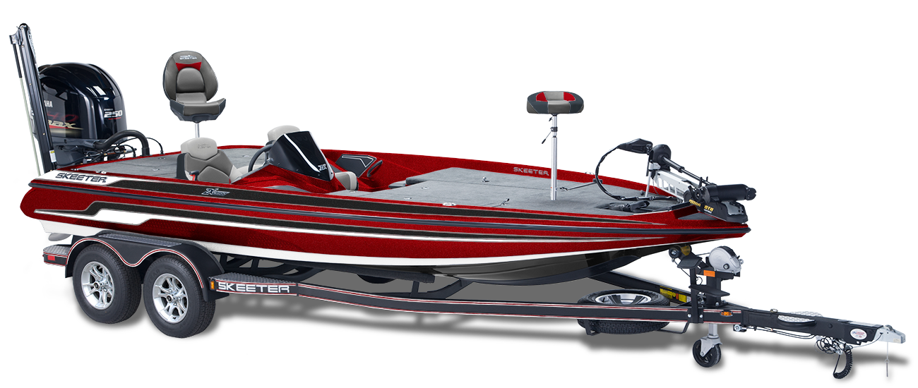 Skeeter bass boats for Best fish and ski boats 2017